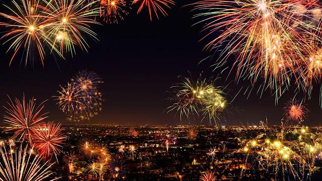 ليلة رأس السنة 2018 Google تحتفل بليلة رأس السنة