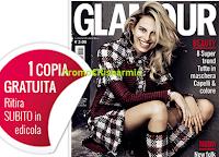 Logo Glamour: leggi gratis copia n.294 in omaggio