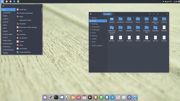 budgie remix desktop