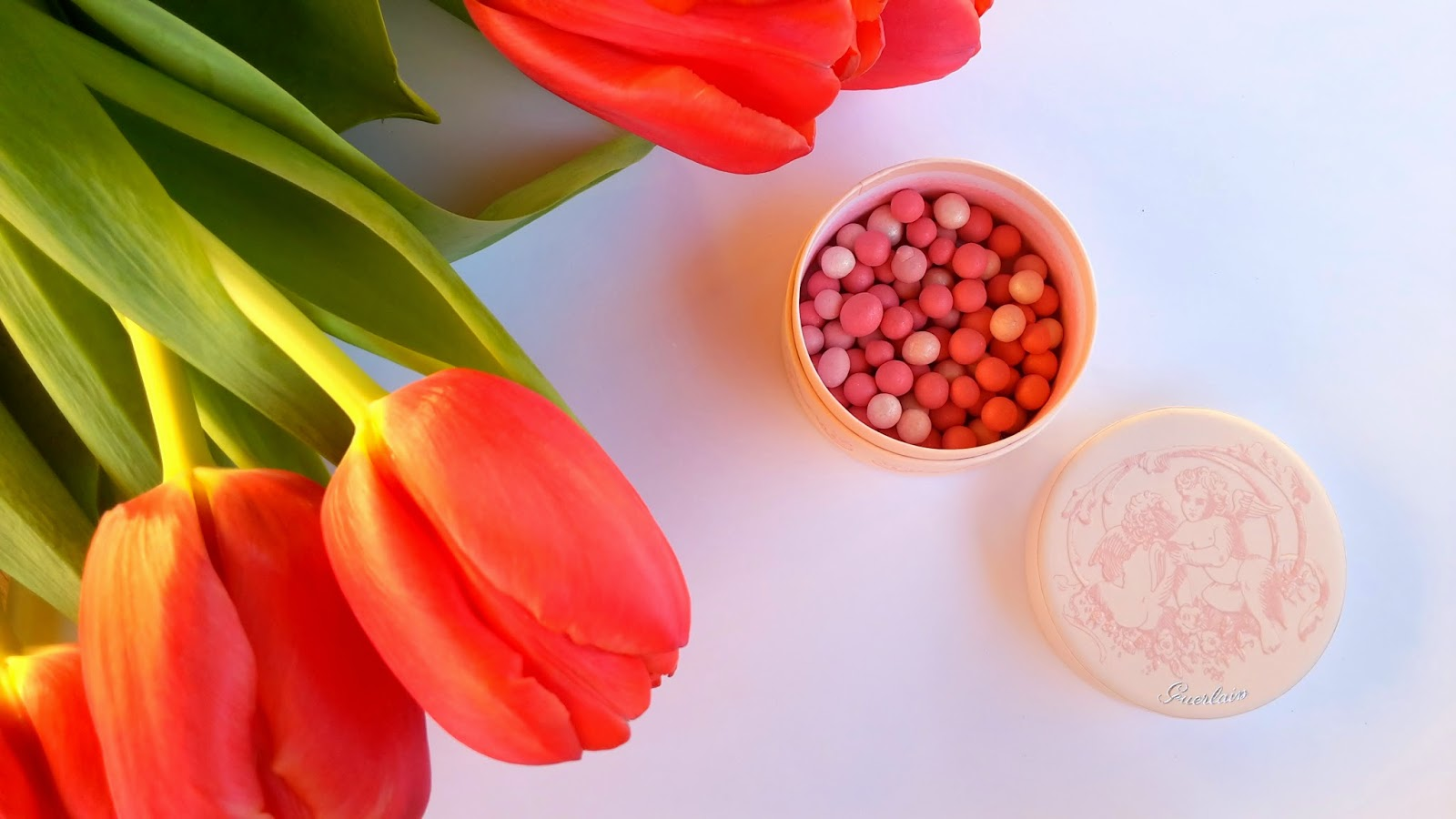 guerlain make up 2015, guerlain spring collection 2015, guerlain make up primavera 2015 collezione, guerlain spring 2015 collection les tendres, guerlain le meteorites perles de blush