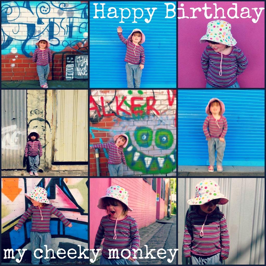 Jodi Wiley Sketchblog: Happy Birthday, Beautiful Girl