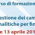 Corso di formazione Ecm sui prelievi venosi a Napoli