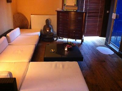 Spa privatif et massage à l'Oasis des Sens à Estaimpuis
