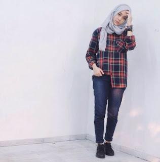 style hijab casual modern