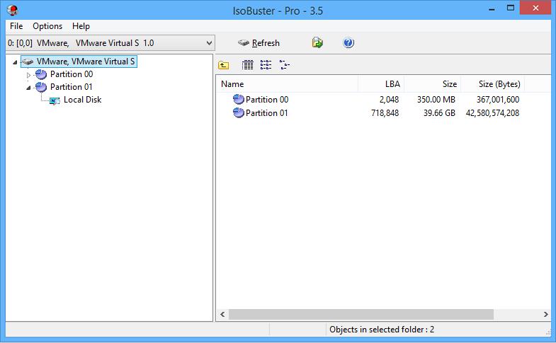 IsoBuster Pro 3.7 Full + Key โปรแกรมกู้ข้อมูลจากแผ่น CD, DVD