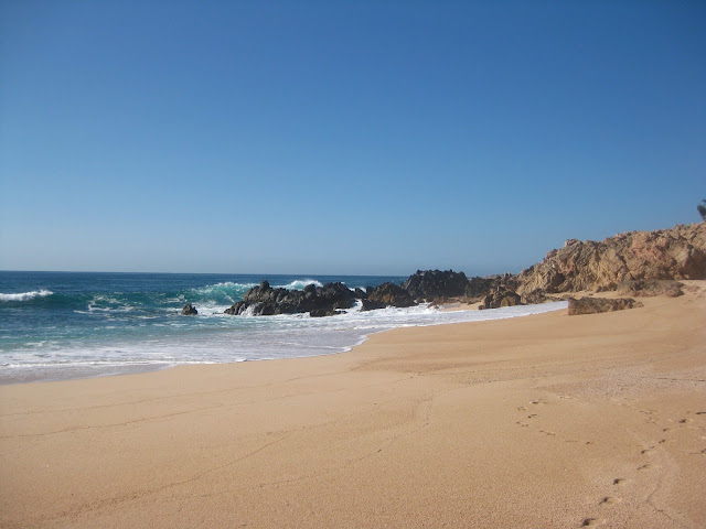 Playa Las Viudas, Cabo San Lucas, Baja California Sur