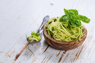 Green fresh foods