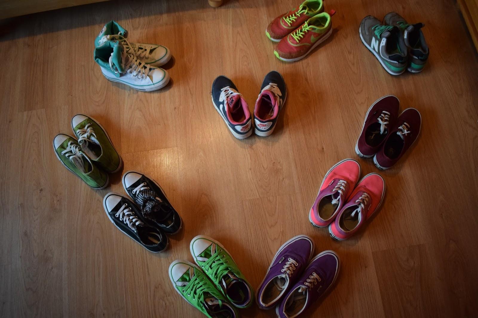 Moja kolekcja butów | PolskieSzafiarki.pl i najlepsze blogi