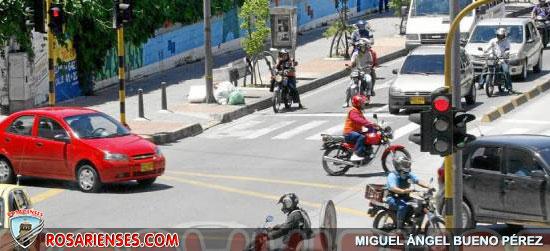 Este año, Tránsito ha impuesto 13.228 multas a motociclistas   Rosarienses, Villa del Rosario