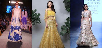 You can add fringe details to your existing lehengas that will make you look great.