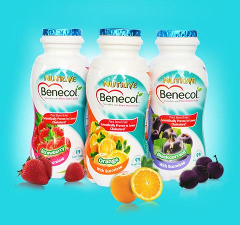 Aturan Minum Nutrive Benecol 6x100ml