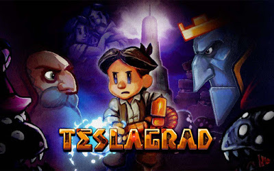 Teslagrad Apk + Data Download
