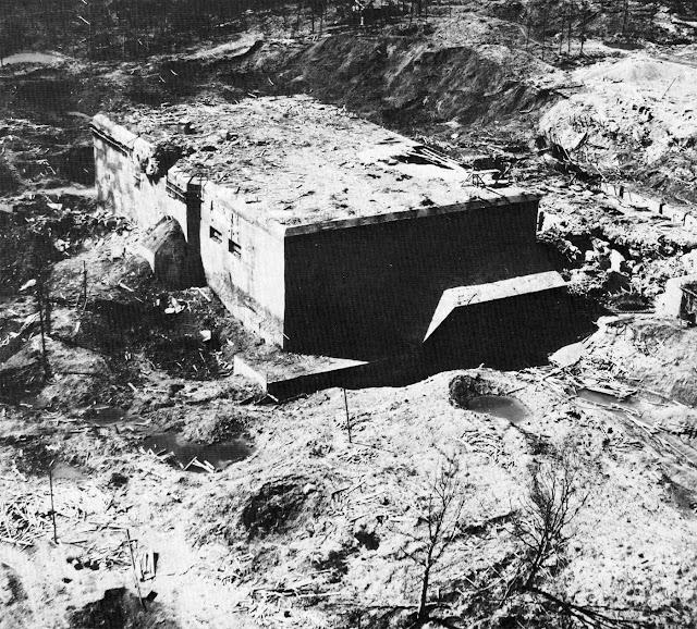 Eperlecques en 1944