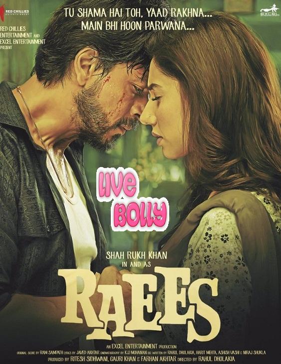 مشاهدة فيلم Raees 2017 مترجم HD