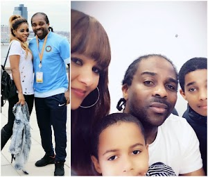 I've never been married and I have just two kids -Laura Ikeji's husband debunks rumour