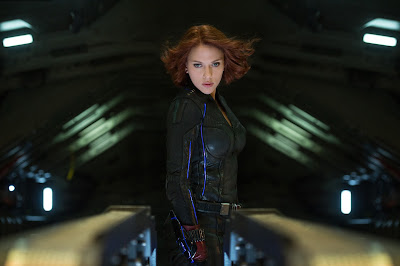 Black Widow - Captain America: Civil War