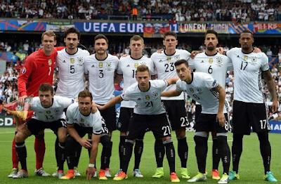 منتخب النمسا يفوز على المانيا في مباراة ودية استعداد لكاس العالم
