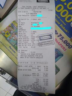 bayar pajak di Indomart