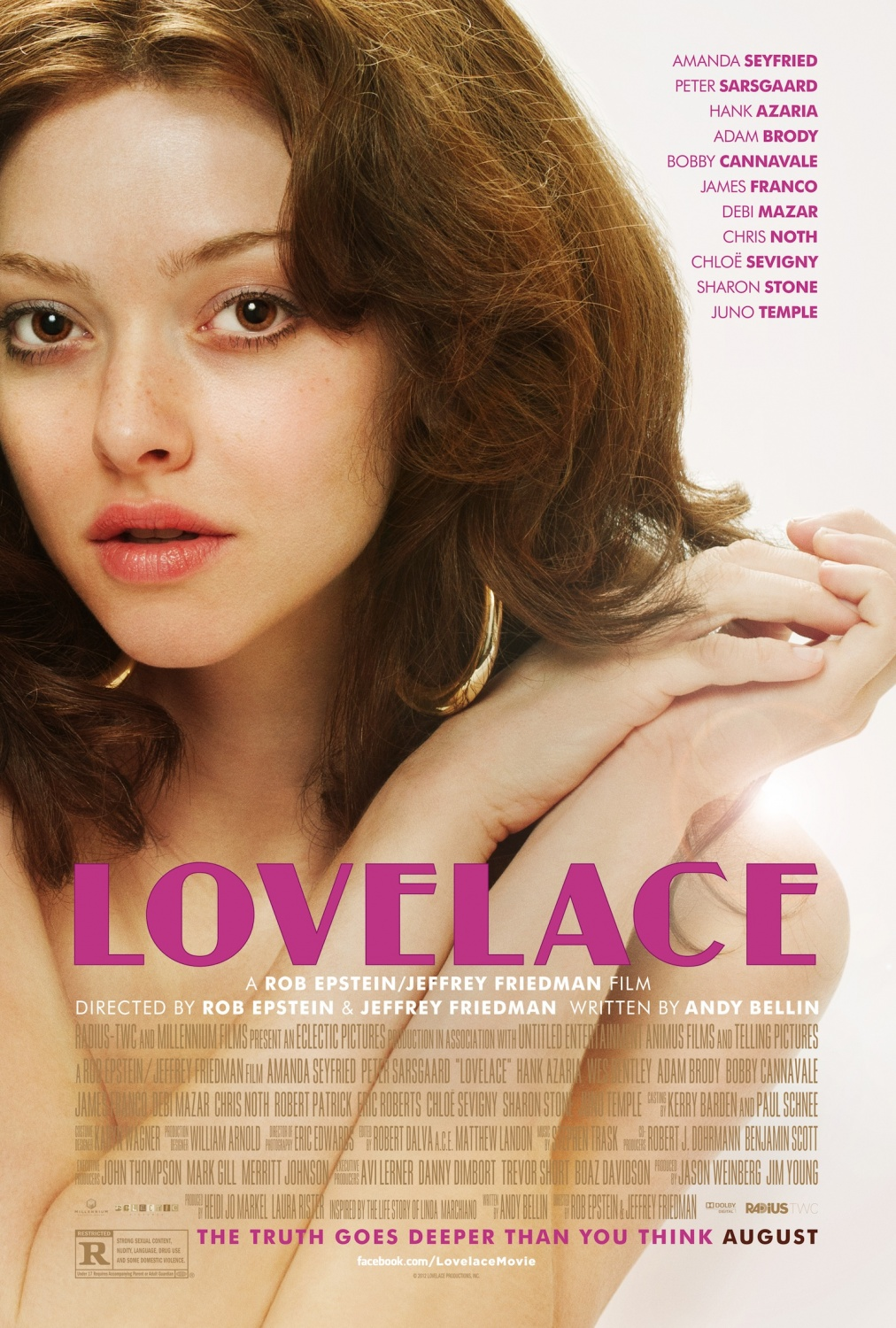 Dreams Are What Le Cinema Is For Star 80 1983  Lovelace 2013 Porn -3897