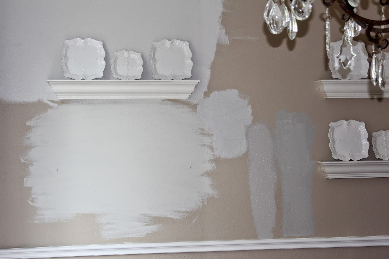 The Perfect Gray Paint Blessed By 3 Miracles: The Color Gray,White And Other Paint Mistakes