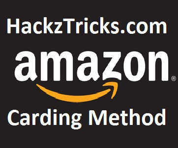soft-tech: Latest Working Amazon Carding Method 2016 Step By Step