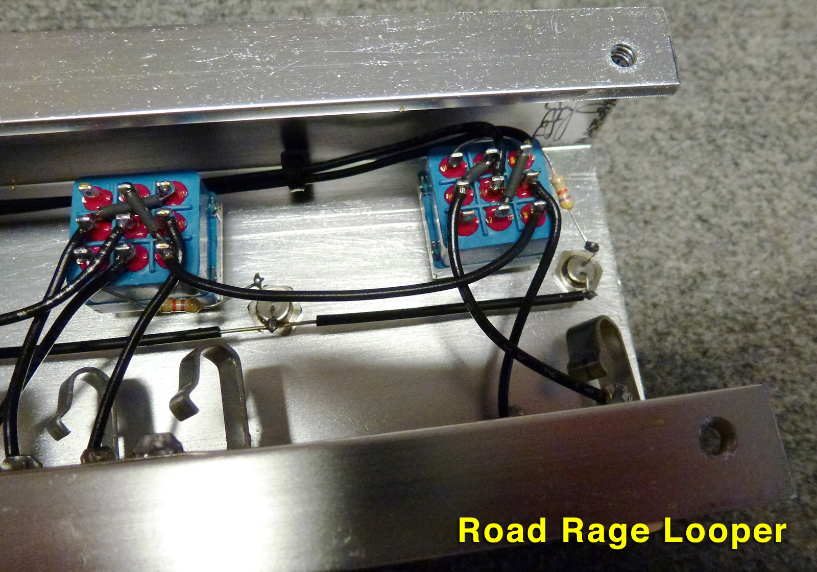 Pedal Placement What Goes Where And Why Road Rage Pro Gear Looper Guitar Wiring Diagram Photos