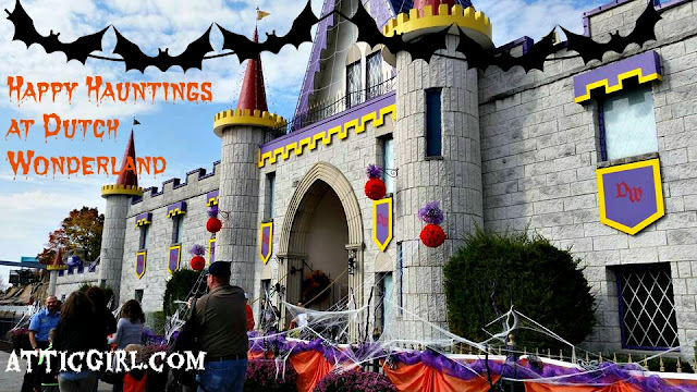 Dutch Wonderland, Happy Hauntings, amusement parks, Lancaster attractions