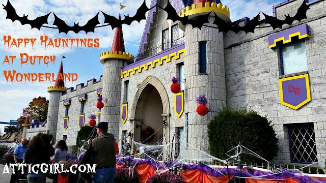 Dutch Wonderland, Happy Hauntings, amusement parks, Lancaster attractions