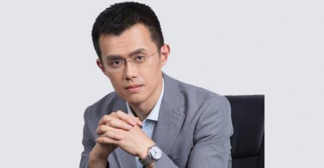 "Rahasia Sukses Changpeng Zhao, Miliarder yang Pernah ""Ditipu"" Perusahaan Exchange Cryptocurrency dan Bitcoin"