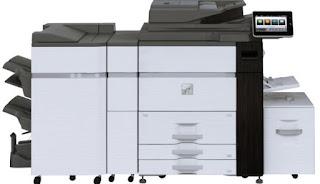 Sharp MX-M905 Printer Driver & Software Downloads