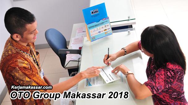 Lowongan Kerja CMO OTO Group Makassar Juli 2018