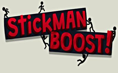 Stickman Boost - Jeu de Plateforme en Ligne