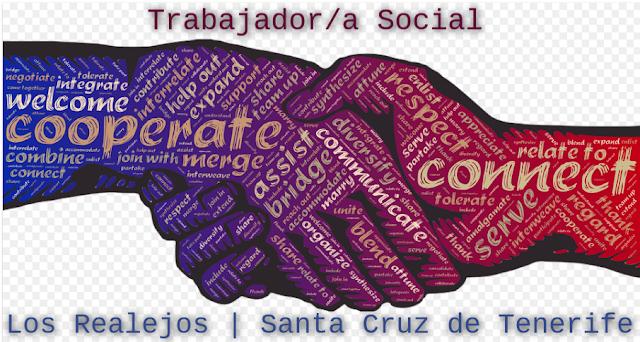 Convocatoria para una plaza de Trabajador/a Social en el Ayuntamiento de Los Realejos en Santa Cruz de Tenerife