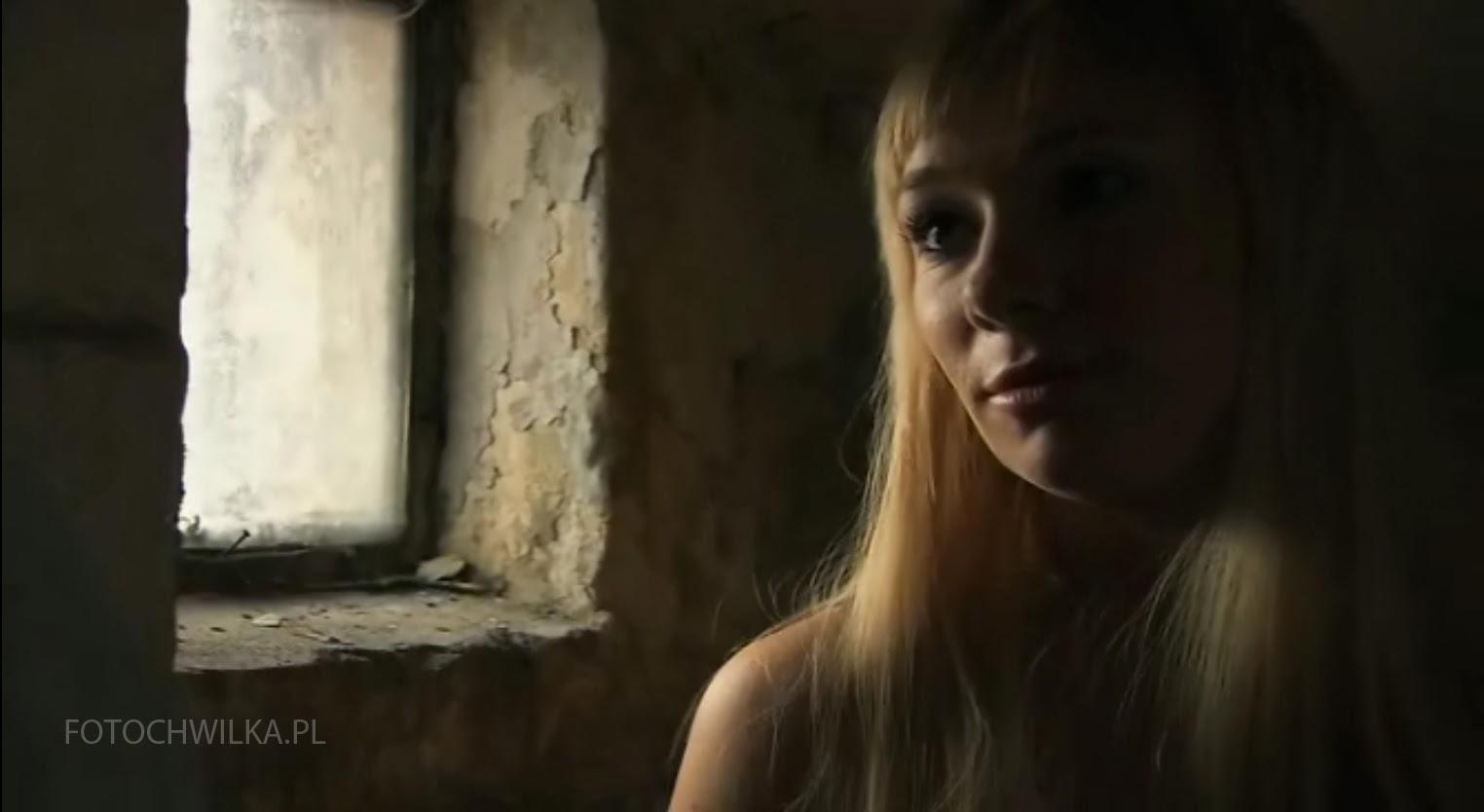 Rezerwat - kadr z filmu. Sonia Bohosiewicz
