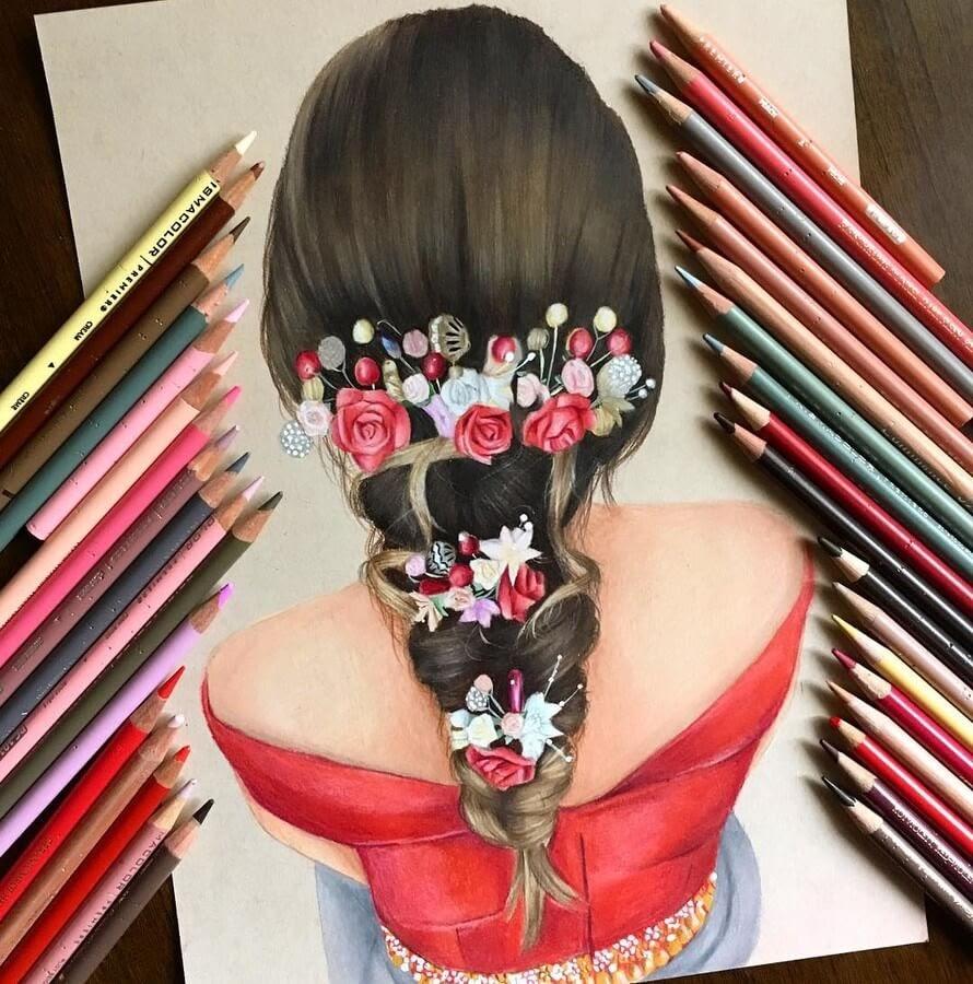 12-Milica-Pencil-Portraits-www-designstack-co