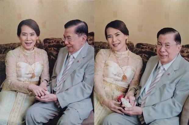 Usia cecah 86 tahun, bekas PM Thai kahwin lagi