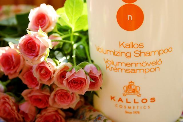 Отзыв: Шампунь для объема тонких волос  Volumizing Shampoo Kallos Cosmetics.