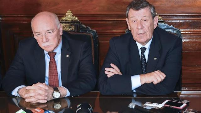 Uruguay apoya democracia venezolana y su presidencia en Mercosur