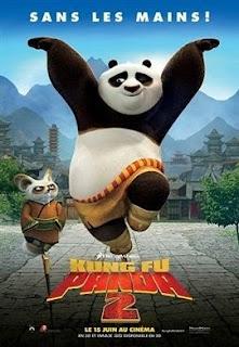 Kung Fu Panda 2 Película