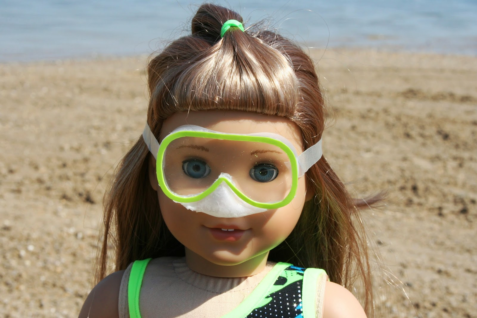 How To Make Fun Things For Your 18 Inch Ag Doll Snorkel