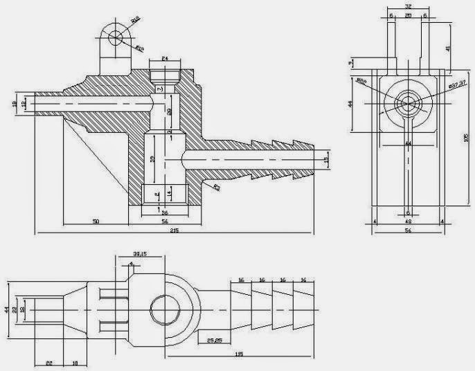 CAD Drawing and Drafting Services