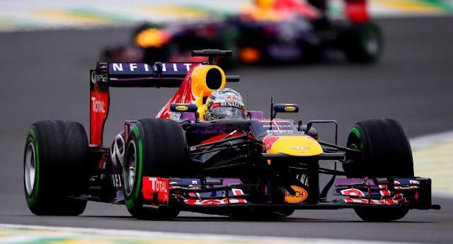 Harga Sebuah Mobil F1 Mencapai Ratusan Miliar
