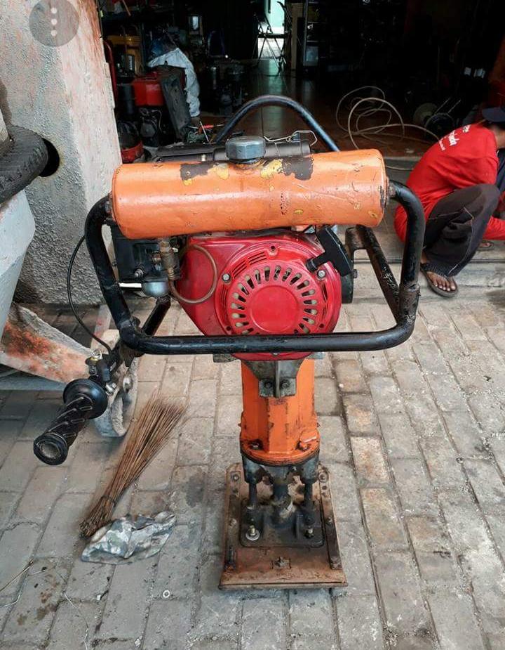 Project Sindang Teknik Jasa Sewa Rental Stamper Kuda Alat Pemadat Tanah Cibinong Pemda Keradenan Bogor Sindang Teknik Hub 089638378439