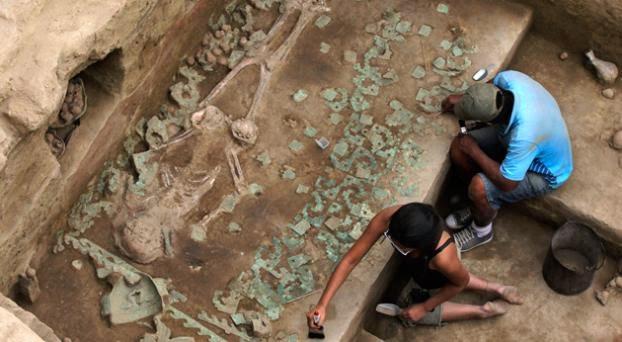 Hallazgo arqueológico replantea el modelo de los primeros asentamientos en Oriente Medio Arq-isr
