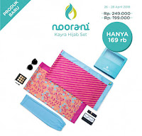 Dusdusan Noorani Kayra Hijab Set ANDHIMIND
