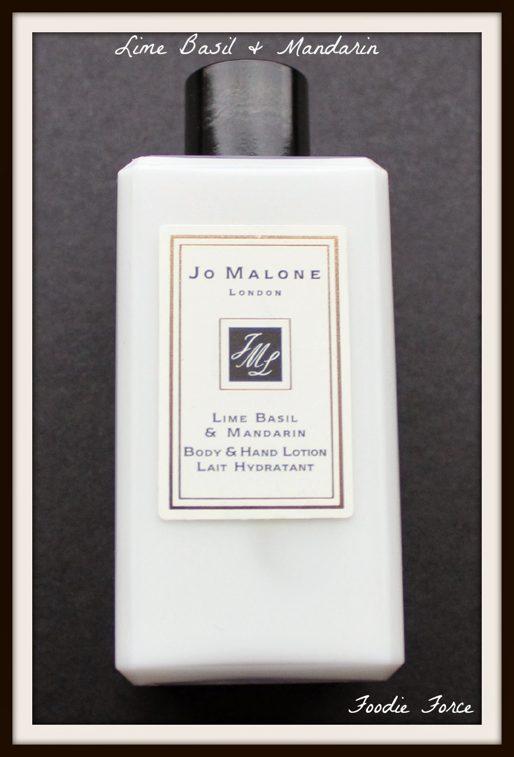 Jo Malone body lotion