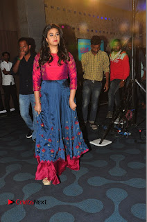 Actress Keerthi Suresh Stills at Remo Success Meet  0133.JPG