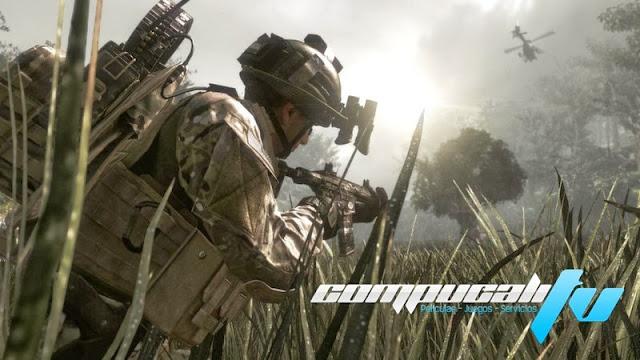 Call of Duty Ghosts PC Full Español