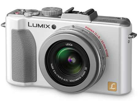 Digital Minilab Camera Review: Download Panasonic Lumix LX5