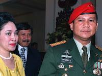 Benarkah Prabowo dipecat SBY? Ini kesaksian BJ Habibie